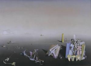Yves Tanguy - Azure Day