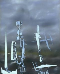 Yves Tanguy - The Invisibles
