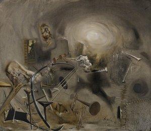 Salvador Dali - Portrait of Juan de Pareja
