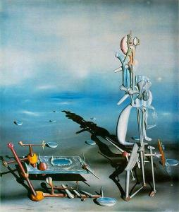 Yves Tanguy - Indefinite Divisibility