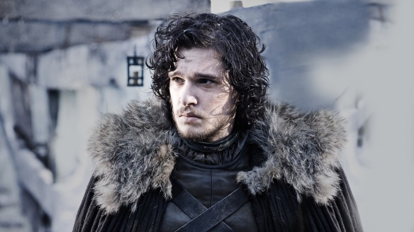 Kit Harington as Jon Snow