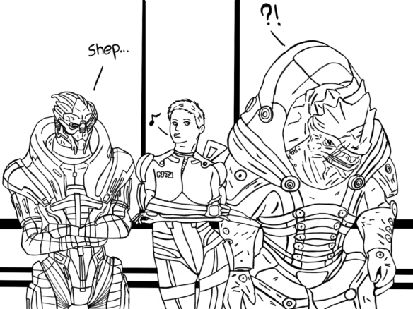 mass_effect__meanwhile__in_an_elevator______linear_by_roachgrace-d52u2n0