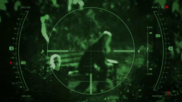 Sniper unmodified handguns!